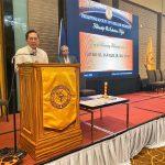 Prof. Theo San Luis Acceptance speech HFANMB 2020